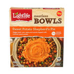 Lightlife's Vegan Bowls with faux meat