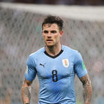 Nahitan Nandez hot soccer player