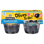 Pearl olives to go mediterranean diet snacks