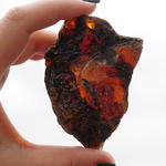 amber healing crystal for empowerment