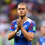 Rurik Gislason hot soccer player world cup