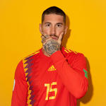Sergio Ramos Hottest Soccer Player World Cup