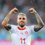 valon behrami soccer player world cup 2018