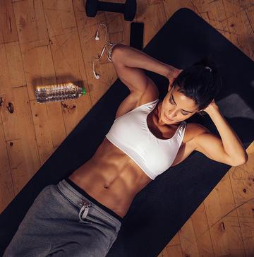 20 Minute Total Body Pilates Workout Shape Magazine
