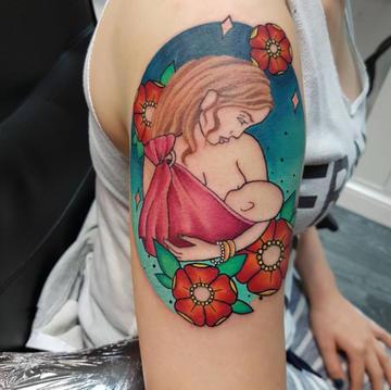 Tattoo admirable sex