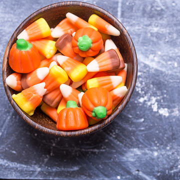 healthy halloween treats you can pair with wine