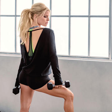 Jessica Simpson Launches Activewear Collection at Macy's ...
