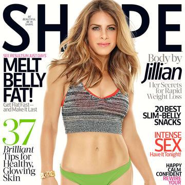 Jillian michaels sex body revealed