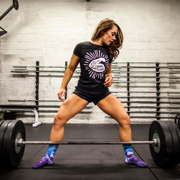 Powerlifter Meg Gallagher, aka @megsquats, Talks Body ...