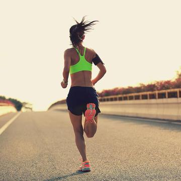 Which Is Better Running Faster Or Longer Shape Magazine