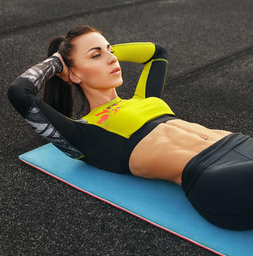 Sit-Ups Bad for You - Best Ab Exericses | Shape Magazine