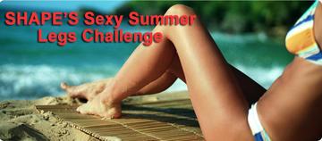Get sexy summer legs six weeks