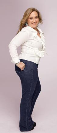 Best skinny jeans hourglass figure