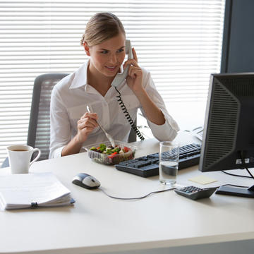 Diet & Exercise Plans for Office Workers