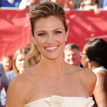 Erin Andrews Dishes On Her Career Workout And Diet Shape Magazine