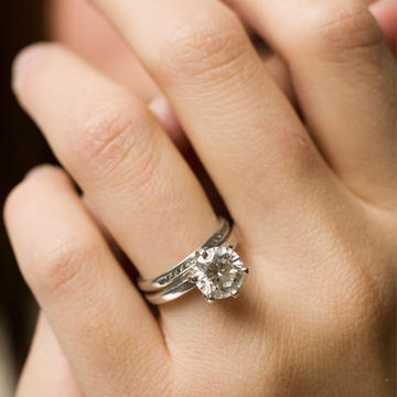 Hand Lifts for Ring Selfies Are Latest Engagement Trend Shape Magazine