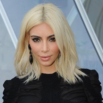 How to Lighten Your Hair Color: Kim Kardashian-Inspired Tips ...