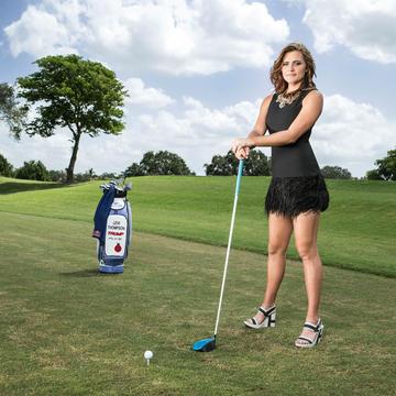 LPGA Golfer Lexi Thomson Proves Golf Isn't a Guy's Game ... - photo #6