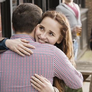 My husband cried in my arms yahoo dating