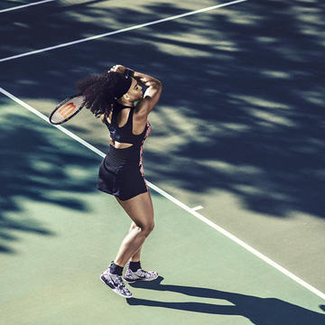 newest collection 0c7bc a0aee Nike Celebrates Serena Williams with Her Own Clothing Collection