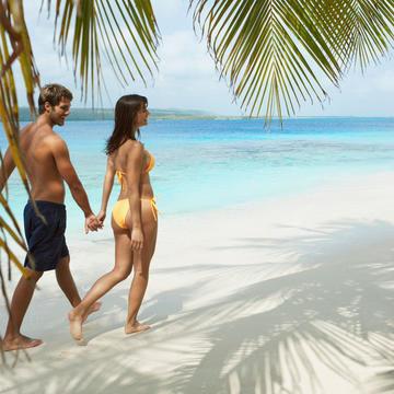 Пляж секса
