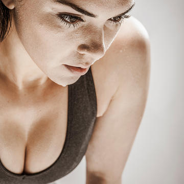 Exercise Tips To Stop Sore Boobs Post Workout Breast Pain Shape