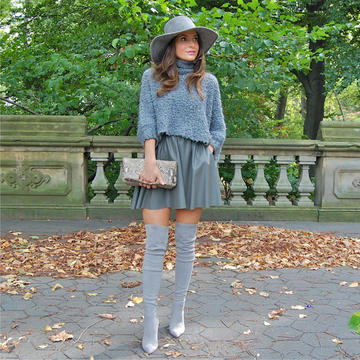How to Wear Boots - Fashion Trends 9
