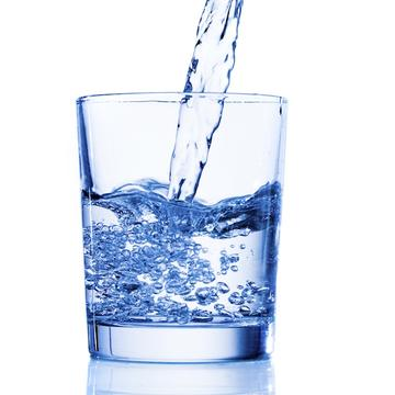 Drinking water, healthy, skin