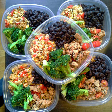Meal planning ideas dinner recipes to eat healthy all week shape genius meal planning ideas for a healthy week learn the secret to batch cooking your healthy meals forumfinder Gallery