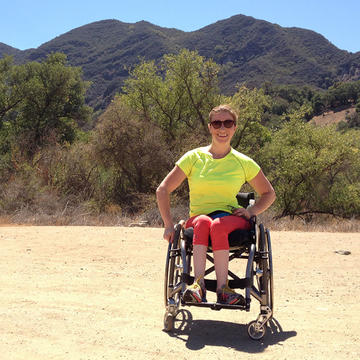 How I Stay Fit In a Wheelchair | Shape Magazine