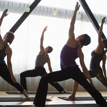 14 Good Reasons Not To Give Up After Your First Yoga Class