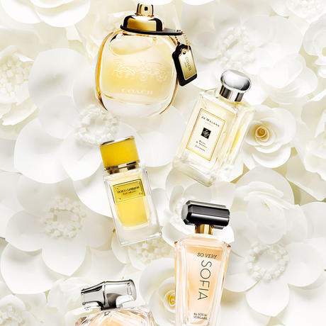 floral fragrances mood boosting perfume
