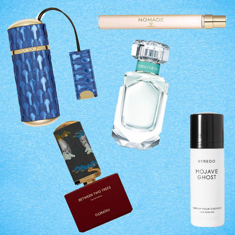 travel-size perfumes