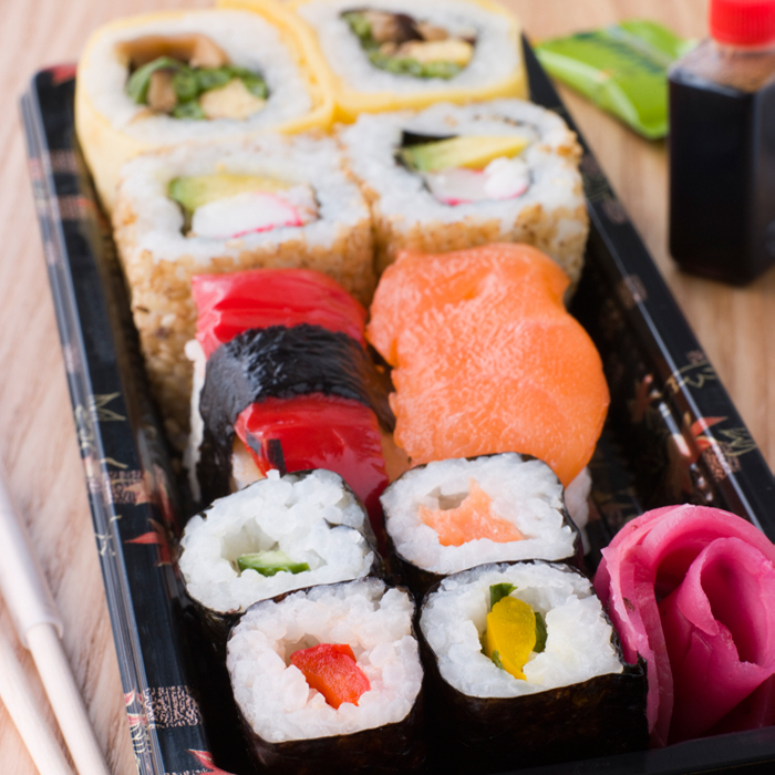 The Healthiest Sushi Rolls To Order Shape Magazine