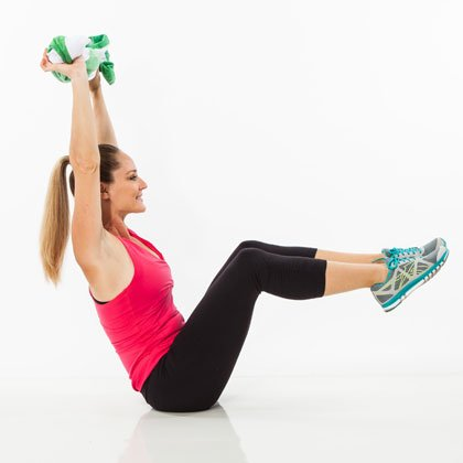 Tone, Tighten, and Torch Calories!