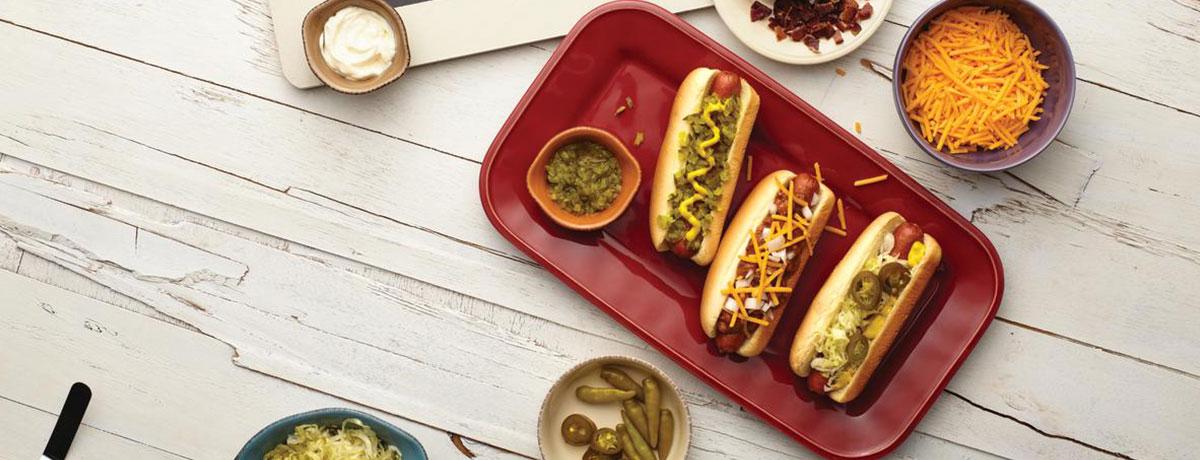 Shop more serving platters!