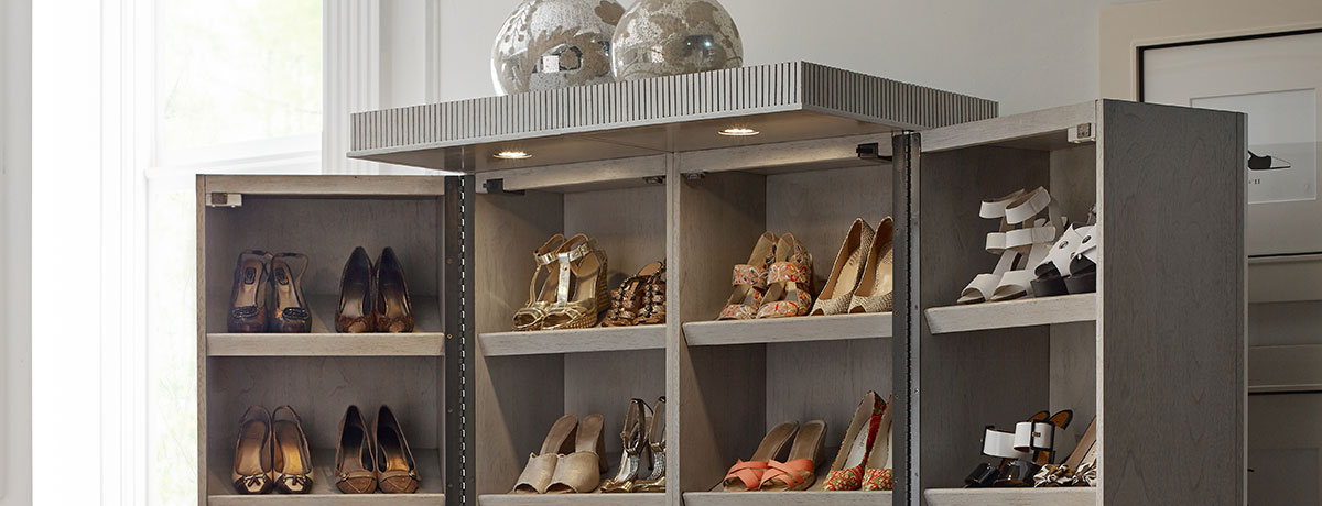 Shop more shoe storage!