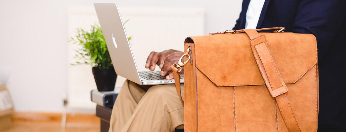 Get a new briefcase and portfolio!