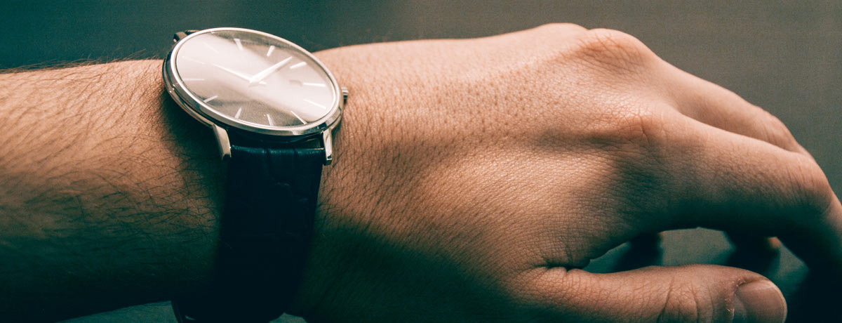 Experience new leather watches!