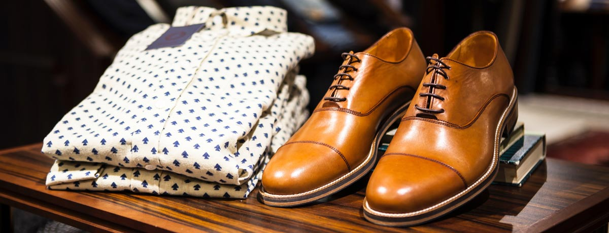 Find a new pair of oxford shoes!