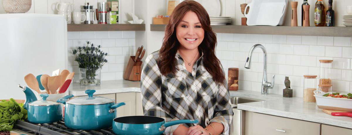 Shop more Rachael Ray cookware!