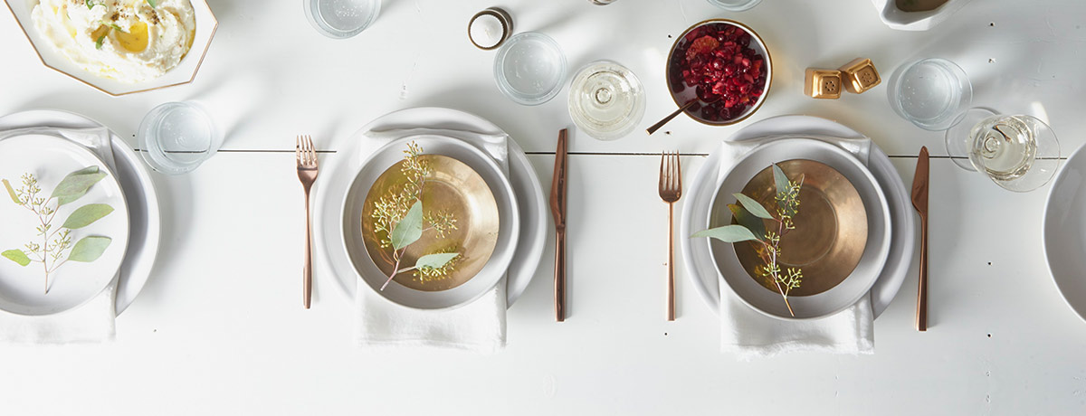 Shop more white dinnerware!