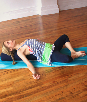 restorative yoga yoga poses to relax and calm  shape