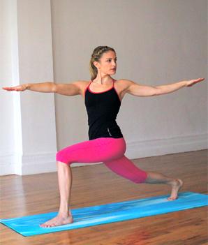 yoga poses that burn fat and calories  shape magazine