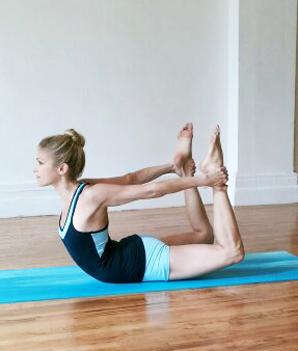 yoga poses to improve posture  shape magazine