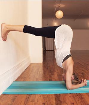 yoga poses to ease anxiety  shape magazine