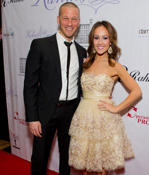 JP Rosenbaum And Ashley Hebert From Season 7 Of The Bachelorette They Are Just Too Cute No Good News Recently Announced Their Wedding Plans